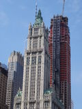 Woolworth Building, New York Stock Images