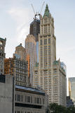 Woolworth Building - NYC Royalty Free Stock Image