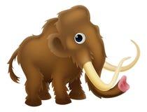 Wooly Mammoth Cartoon Stock Photos