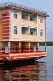 Woonboot Royalty-vrije Stock Foto's