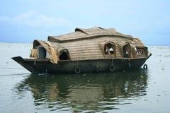 Woonboot Royalty-vrije Stock Afbeeldingen