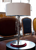 Woonkamer, binnenland, meubilair Stock Foto