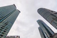 Woonluxetorens, Kuala Lumpur Royalty-vrije Stock Fotografie