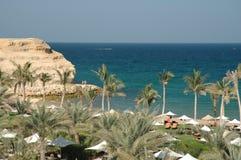 Woonplaats in Oman Stock Fotografie