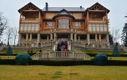 Woonplaats Viktor Yanukovych Royalty-vrije Stock Afbeeldingen