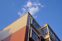 Woonwijk Stock Afbeeldingen