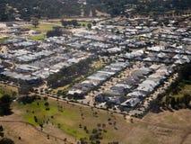 Woonwijk, Perth, Australië Royalty-vrije Stock Afbeeldingen