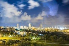 Woonwijk van Ashdod, Israël Stock Afbeeldingen