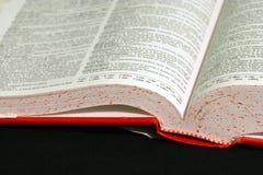 Woordenboek 2 Stock Foto's