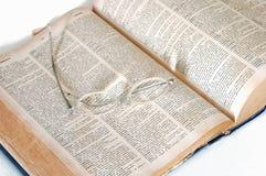 Woordenboek Royalty-vrije Stock Foto's