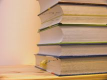 Woordenboeken Stock Afbeeldingen