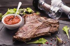 Wołowina stek Zdjęcie Royalty Free