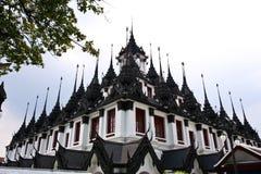 worawihan kungligt tempel för slottmetall Royaltyfria Bilder