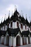 worawihan kungligt tempel för slottmetall Royaltyfri Fotografi