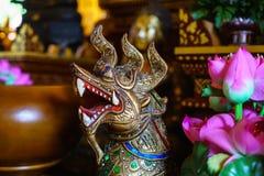 worawihan wat för thong för chomphrasi Royaltyfria Bilder