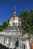 Worawihan Wat phrathatchangkham Royaltyfria Bilder