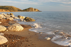 Worbarrow Bay, Dorset Royalty Free Stock Photos