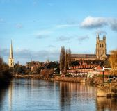 worcester stockfotos