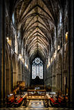 Worcester Cathedral Royalty Free Stock Photo