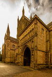 Worcester Cathedral North Gate Royalty Free Stock Images