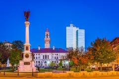 Worcester, Massachusetts, EUA Fotos de Stock Royalty Free