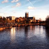 Worcester Stock Image