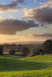 Worcestershire countryside Stock Images
