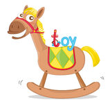 The word. Illustration for the word toy Royalty Free Stock Photography
