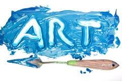 Word - ART Stock Image