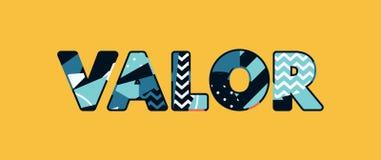 Word Art Illustration van het moedconcept vector illustratie