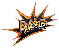 A word bang Royalty Free Stock Images