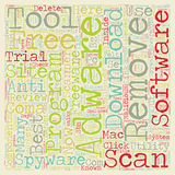 Word Cloud Text Background Concept. Best Free Adware And Spyware Removal Tool Downloads text background wordcloud concept Royalty Free Stock Image
