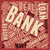 Word Cloud Text Background Concept. Business Loans 7 Reasons Not To Use A Bank text background wordcloud concept stock photography