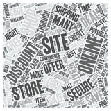 Word Cloud Text Background Concept. Have I Got A Deal For You text background wordcloud concept Royalty Free Stock Image