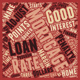Word Cloud Text Background Concept. How To Save Money When You Apply For A Mortgage text background wordcloud concept stock images