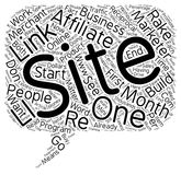 Word Cloud Text Background Concept Royalty Free Stock Images
