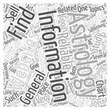 Word Cloud Text Background Concept Stock Photo