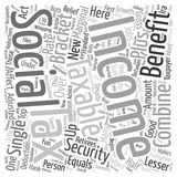 Word Cloud Text Background Concept Stock Images