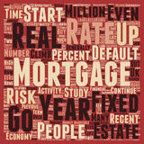 Word Cloud Text Background Concept. Mortgage Report Mortgage Rates Stable In 2006 text background wordcloud concept Royalty Free Stock Photography