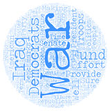 Word Cloud Text Background Concept. Tips On How Not To Get A Loan text background wordcloud concept Stock Photography