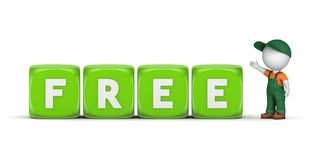 Word FREE Royalty Free Stock Image