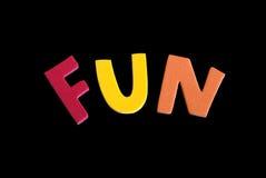 Word Fun Royalty Free Stock Photos