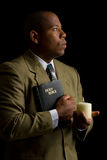 The Word of God is Like a Light Stock Photography