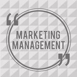 Word het schrijven tekst Marketing Beheer Het bedrijfsconcept voor Develop adverteert bevordert een nieuw Product of de Dienst stock illustratie