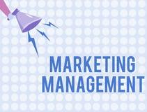Word het schrijven tekst Marketing Beheer Het bedrijfsconcept voor Develop adverteert bevordert een nieuw Product of de Dienst vector illustratie