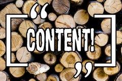 Word het schrijven tekstinhoud Bedrijfsconcept voor Website exclusief bevatten en het bevatten van rijke informatie Houten achter stock foto's