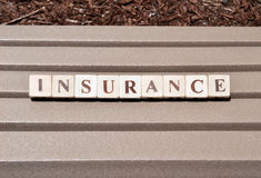 The word insurance Stock Photos