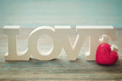 The word Love Stock Photography