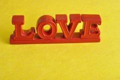 The word love Stock Photo