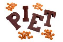The word PIET Stock Image